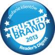 Ceremonia wręczenia nagród European Trusted Brands 2013