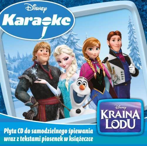 Disney karaoke Kraina Lodu, empik.com