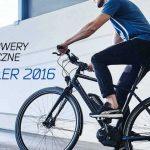 Rowery elektryczne marki Kreidler. Kolekcja 2016 to aż 27 nowych modeli