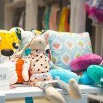 Autorskie zabawki i ubranka w Agorze Bytom