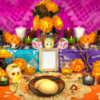Halloween z Meksyku rodem