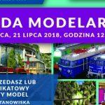 Giełda modelarska w Avenidzie Poznań