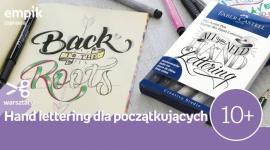 Hand lettering dla początkujących | Empik Złote Tarasy Hobby,  - 11 października godz: 17:30- 19:00 zapraszamy na wyjątkowe warsztaty Hand lettering dla początkujących | Empik Złote Tarasy (Złota 59, 00-819 Warszawa)
