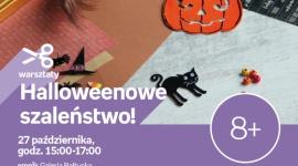 Halloweenowe szaleństwo | Empik Galeria Bałtycka Hobby,  - warsztaty