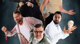 """Kabaret Paranienormalni w Pleszewie! Hobby,  - """"Z humorem czeba żyć"""" – taki tytuł nosi najnowszy program kabaretu Paranienormalni, który zobaczymy na scenie Hali Sportowej w Pleszewie. Gwiazdy wystąpią już 31 maja."""