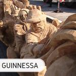 Hel z Rekordem Guinnessa na najdłuższą drewnianą rzeźbę - już oficjalnie