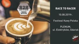 Bariści na start - rusza pierwsza edycja Race to Racer Caffè Vergnano! Hobby,  - Czy można połączyć sportowe emocje z przygotowywaniem kawy? Oczywiście, że tak! Już 10 sierpnia w Gdańsku ruszają pierwsze eliminacje do ogólnopolskiego konkursu baristycznego Race to Racer Caffè Vergnano.