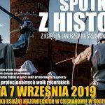 W Ciechanowie po raz kolejny ustanawiają Rekord Polski w liczbie rycerzy