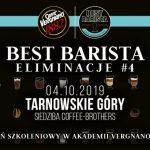 Regionalne eliminacje konkursu Caffè Vergnano Best Barista w Tarnowskich Górach