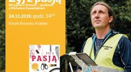 Wszystko o dronach- spotkanie z Michałem Zawadzakiem   Empik Bonarka Hobby,  - Spotkanie o dronach.