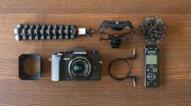 Olympus prezentuje nowe zestawy z aparatem OM-D E-M5 Mark III Hobby,  - Olympus prezentuje nowe zestawy z aparatem OM-D E-M5 Mark III