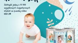 Puszka dla Maluszka od NAN 2 Hobby,  - W Kreatywnej Pracowni NAN 2 możesz zaprojektować wyjątkową etykietę magnetyczną z imieniem i zdjęciem swojego maluszka!