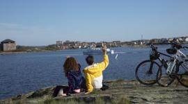 Z jednośladem w piękny rejs! Wybierz się na malowniczą rowerową mikrowyprawę. Hobby,  - Nie możesz albo nie chcesz wyjechać tego lata na dłużej? Mikrowyprawy to nowy trend w turystyce – uruchom wyobraźnię i znajdź coś wyjątkowego na dzień lub dwa. Zabierz rower za morze promem Stena Line i wybierz się na zwiedzanie archipelagu!