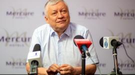 Anatolij Karpow w Polsce! Hobby,  - Prawdziwa gratka dla miłośników szachów – do Polski zawitał sam Anatolij Karpow.